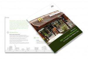 Supply Chain brochure for McDonalds