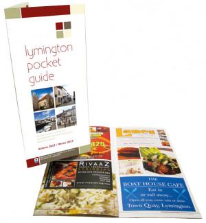 Lymington pocket guide