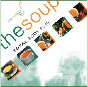 The Soup Ladle promo materials