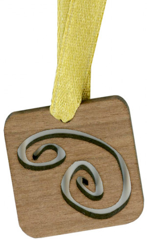Cinnamon brand, design and illustration for logo gift charm
