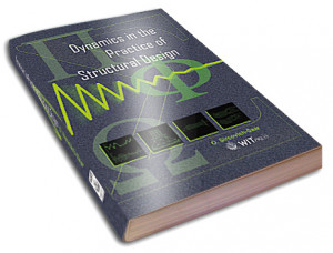 Dynamics book cover design for WIT Press