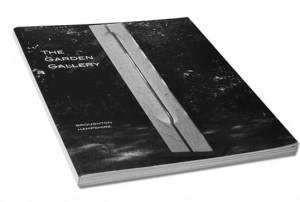 Garden Gallery photographic book design & artwork