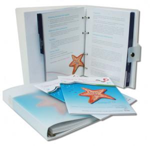 Ocean Ward information pack design & artwork