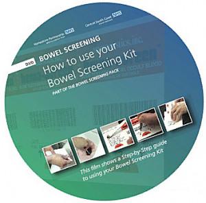 Bowel Screening kit element for NHS