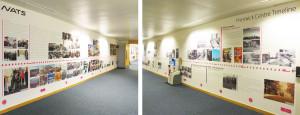 Corridor timeline for NATS at Prestwick