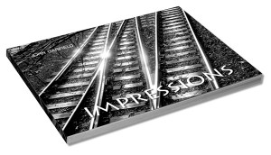 Impressions photographic book design & artwork